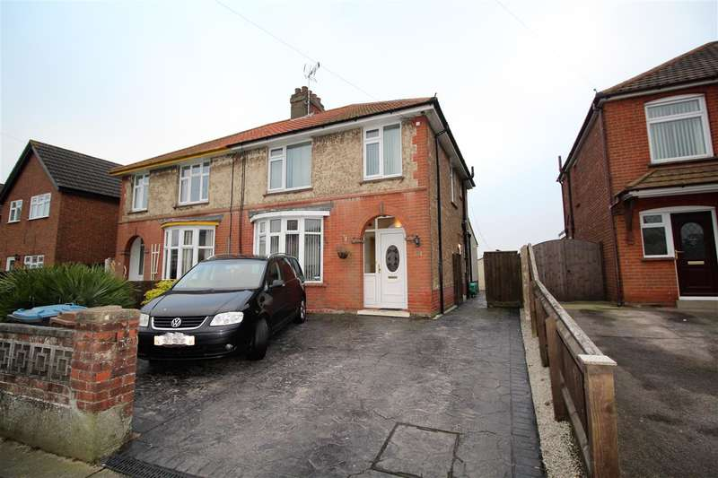 3 Bedrooms House for sale in Seaton Road - Three Bedroom Semi Detached House