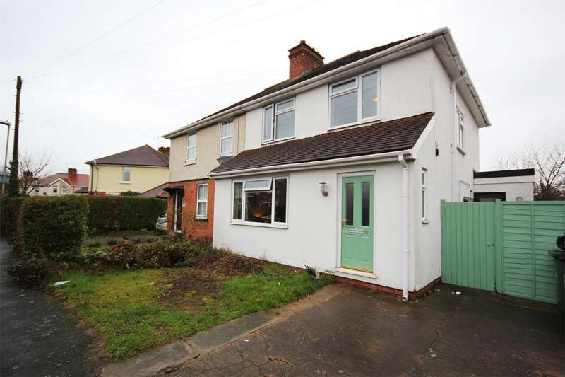 3 Bedrooms Semi Detached House for sale in Coombs Road, Perdiswell, Worcester