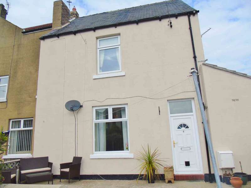 2 Bedrooms End Of Terrace House for sale in Cooperative Terrace, Hunwick, DL15 0LP