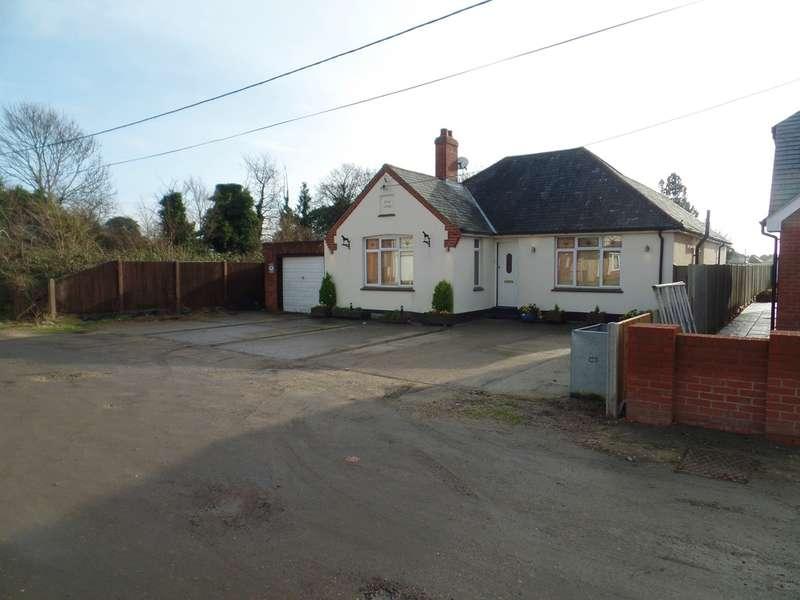 4 Bedrooms Detached Bungalow for sale in Thorrington Road, Little Clacton
