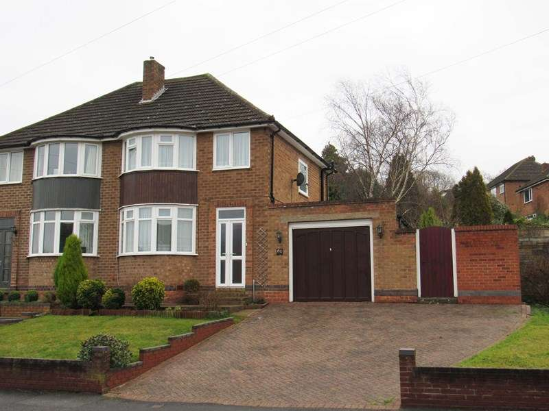 3 Bedrooms Semi Detached House for sale in Eden Road, Solihull
