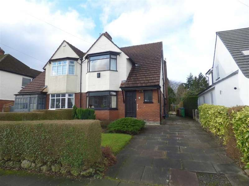 3 Bedrooms Property for sale in Crow Hill North, Alkrington, Manchester, M24