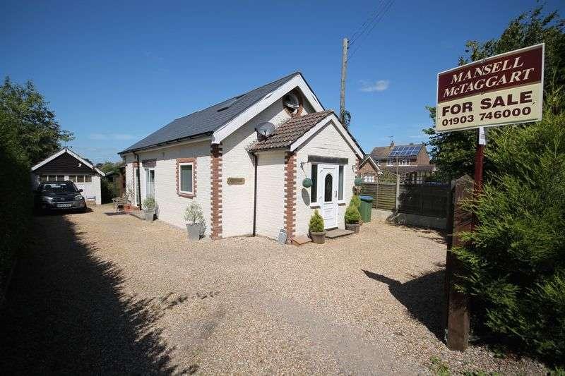 2 Bedrooms Detached House for sale in Converted Chapel, Storrington Road, Thakeham