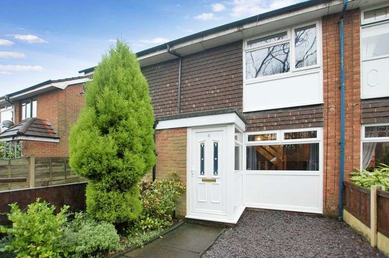 2 Bedrooms Terraced House for sale in Durham Close, Manchester