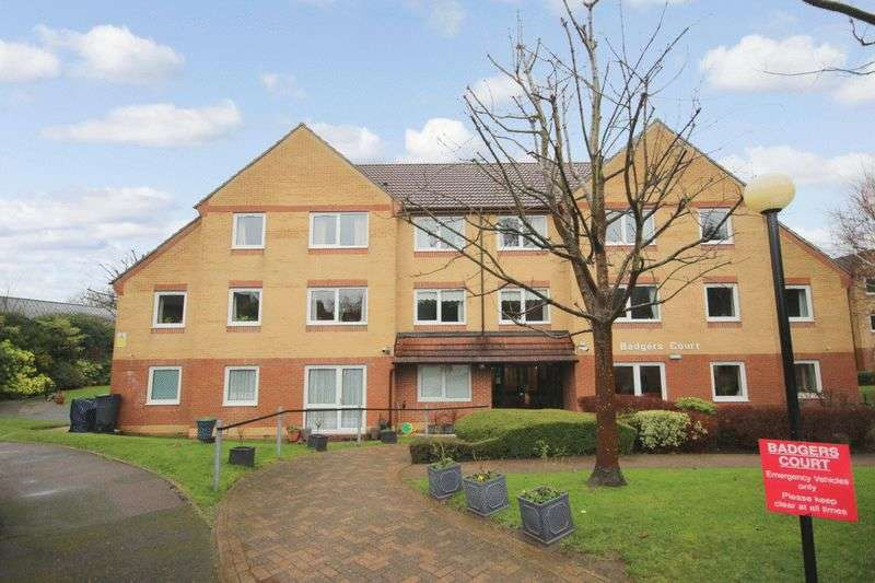 1 Bedroom Retirement Property for sale in Badgers Court, Epsom, KT17 4JW