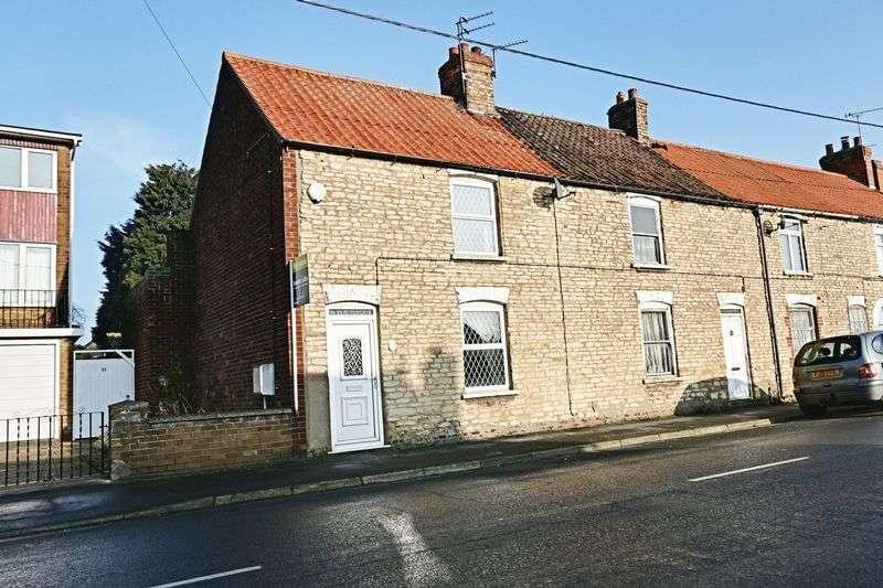2 Bedrooms Terraced House for sale in Park Street, Winterton