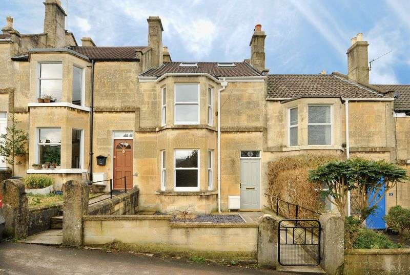 3 Bedrooms Terraced House for sale in Larkhall, Bath