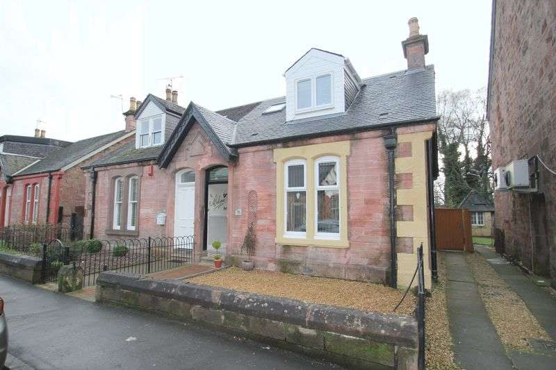 3 Bedrooms Semi Detached House for sale in Hill Street, Alloa