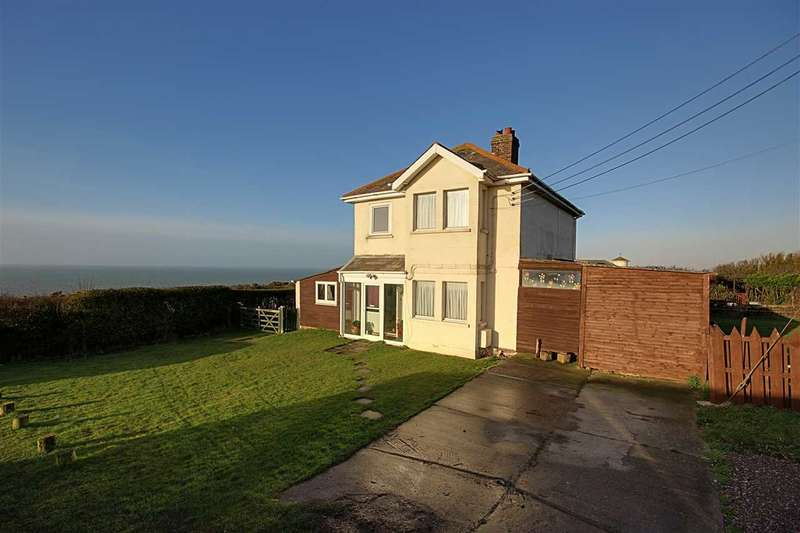 4 Bedrooms Detached House for sale in The Leas, Peacehaven