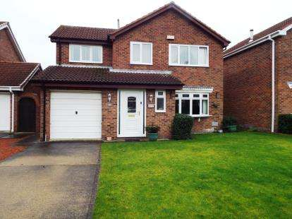 3 Bedrooms Detached House for sale in Brinkburn, Washington, Tyne and Wear, NE38