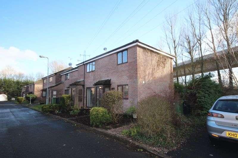 1 Bedroom Flat for sale in Downlands Way, Rumney