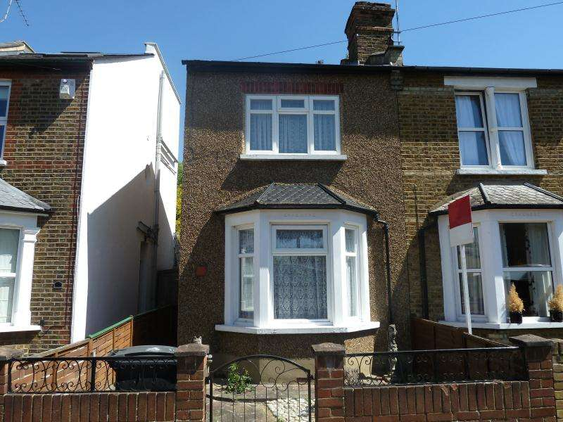 2 Bedrooms Semi Detached House for sale in Willoughby Road, Kingston upon Thames, KT2