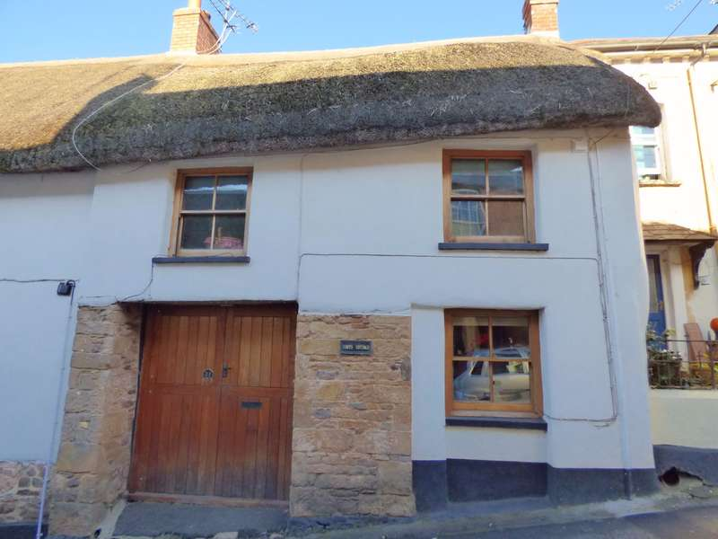 3 Bedrooms Cottage House for sale in High Street, Hatherleigh