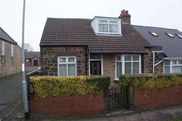 2 Bedrooms Bungalow for sale in Ryde Terrace, Annfield Plain, Stanley