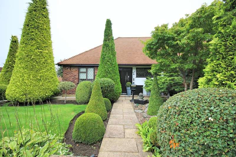 3 Bedrooms Bungalow for sale in Grange Road, Elstree, Borehamwood, Hertfordshire, WD6