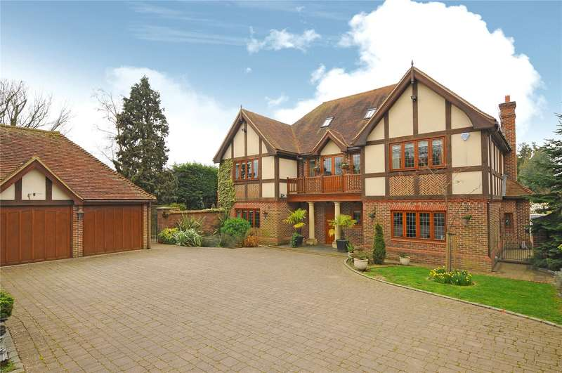 6 Bedrooms Detached House for sale in Tongdean Place, Hove, East Sussex, BN3