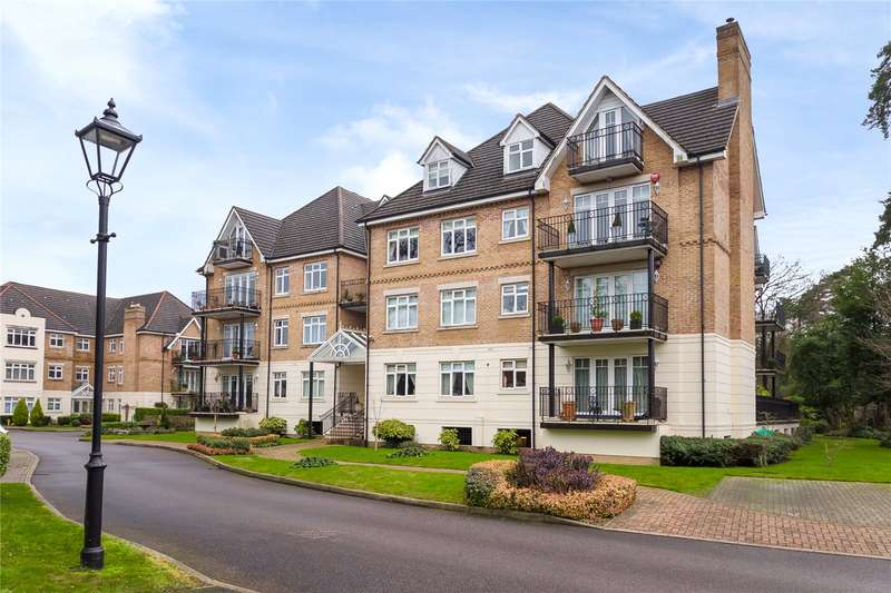 2 Bedrooms Flat for sale in Highfield, High Road, Bushey Heath, Hertfordshire, WD23