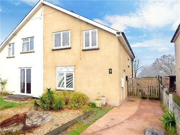 3 Bedrooms Semi Detached House for sale in Little Normans, Plymtree, Cullompton, Devon