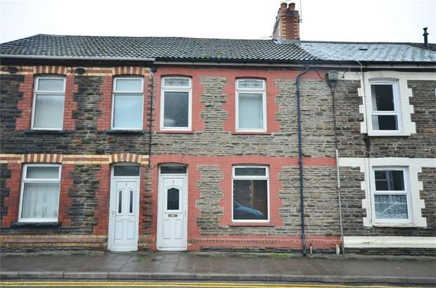 2 Bedrooms Terraced House for sale in Coed Y Brain Road, Llanbradach, CAERPHILLY