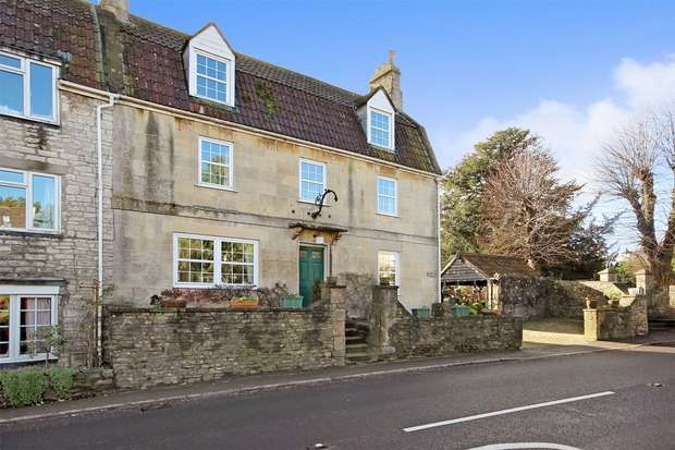 4 Bedrooms End Of Terrace House for sale in Wells Road, Corston, BATH