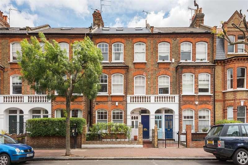2 Bedrooms Flat for sale in Albert Bridge Road, London, SW11
