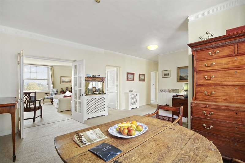 3 Bedrooms Flat for sale in Rivermead Court, Ranelagh Gardens, Fulham, London, SW6