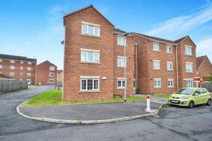 2 Bedrooms Flat for sale in Curbar Close, Mansfield, Nottinghamshire