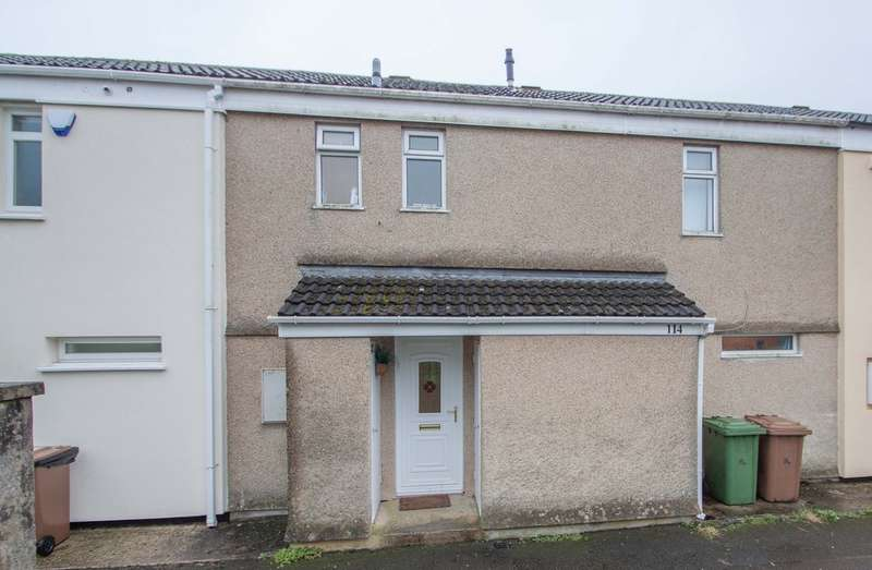 3 Bedrooms Terraced House for sale in Estover, Plymouth