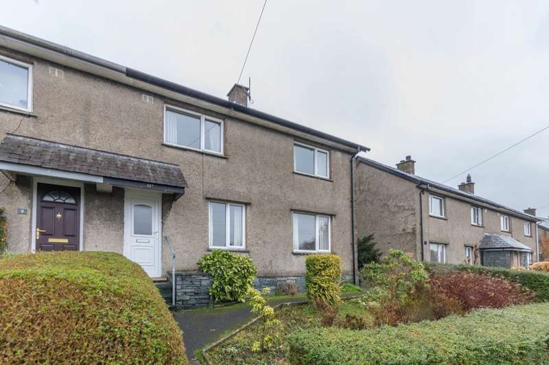 3 Bedrooms End Of Terrace House for sale in 11 Droomer Drive, Windermere