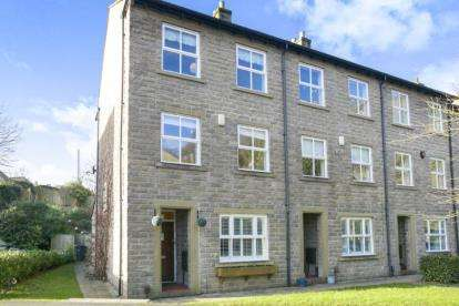 3 Bedrooms Mews House for sale in Hamson Drive, Bollington, Macclesfield, Cheshire