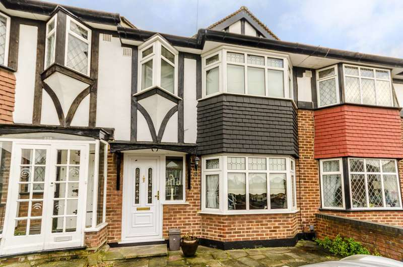 4 Bedrooms House for sale in Seymour Avenue, Morden Park, SM4
