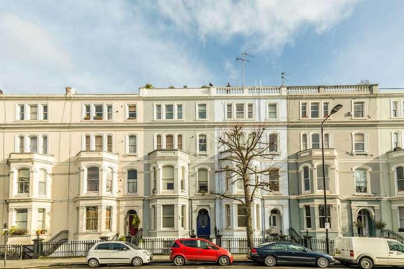 2 Bedrooms Flat for sale in Ladbroke Grove, Notting Hill, W11