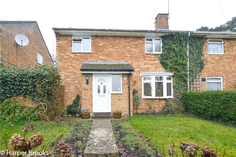 2 Bedrooms Semi Detached House for sale in East Flint, Hemel Hempstead, Hertfordshire, HP1