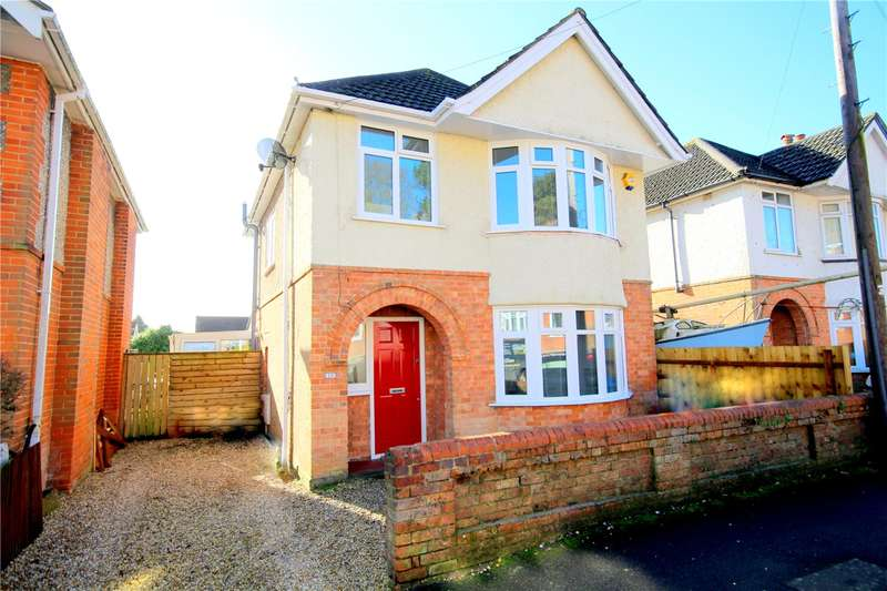 3 Bedrooms Detached House for sale in Palmerston Road, Lower Parkstone, Poole, Dorset, BH14