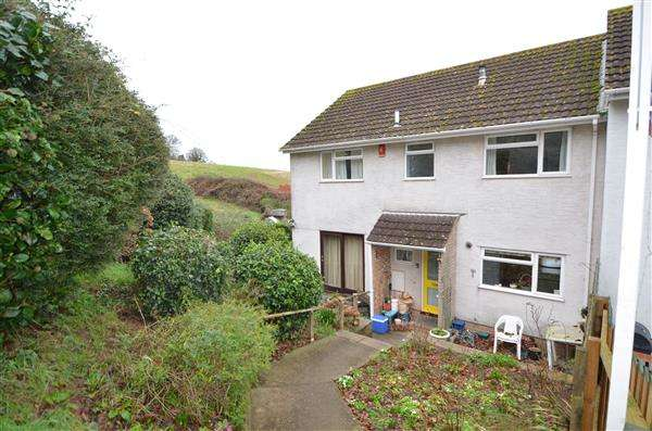4 Bedrooms Semi Detached House for sale in Gatehouse Close, Dawlish