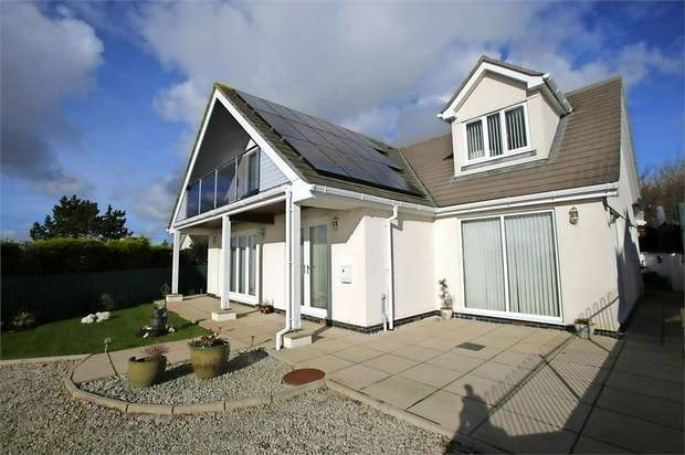 4 Bedrooms Detached House for sale in Ocean View, Polruan, Fowey, Cornwall