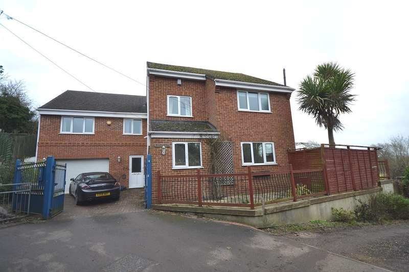 4 Bedrooms Detached House for sale in Reading