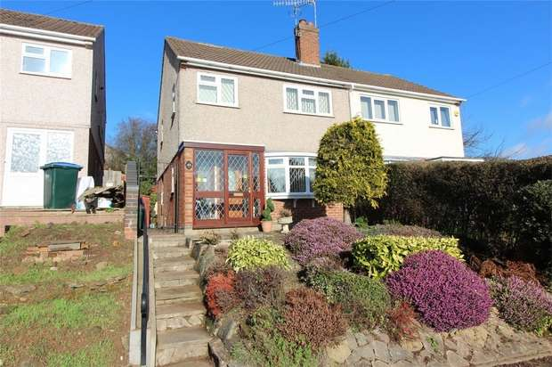 2 Bedrooms Semi Detached House for sale in Sherington Avenue, Allesley Park, Coventry