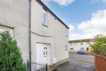 2 Bedrooms End Of Terrace House for sale in Jubilee Place, Stewarton