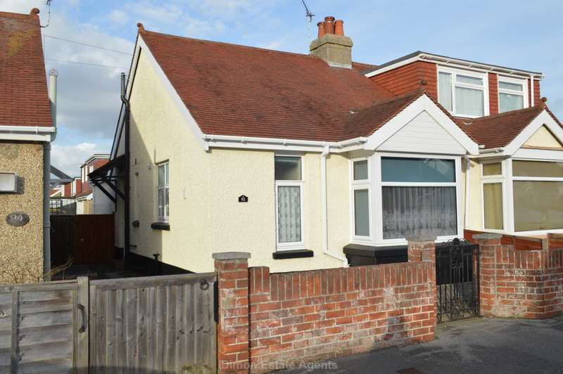 2 Bedrooms Semi Detached House for sale in Southcroft Road, Gosport