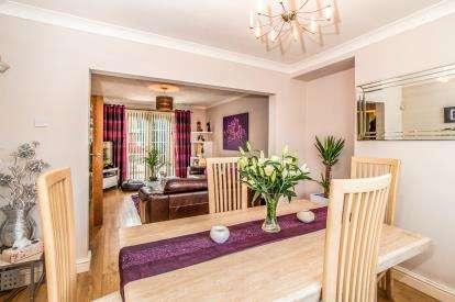 3 Bedrooms Terraced House for sale in Amesbury Road, Manchester, Greater Manchester, Blackley