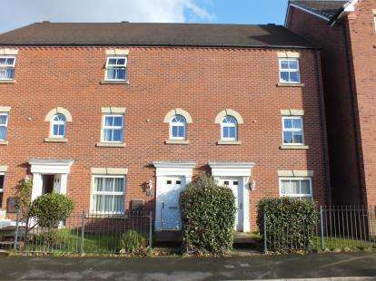 4 Bedrooms Terraced House for sale in Quins Croft, Leyland