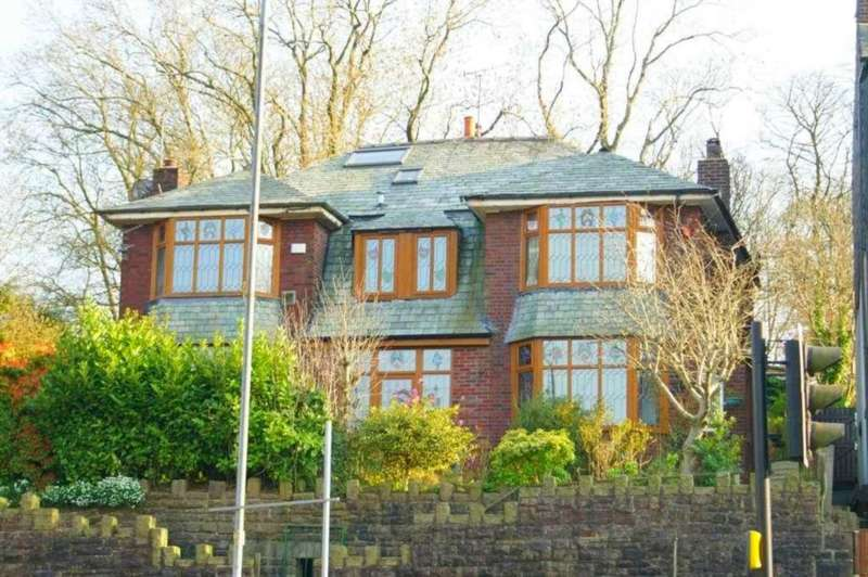 6 Bedrooms Detached House for sale in Moss Bank Way, Smithills