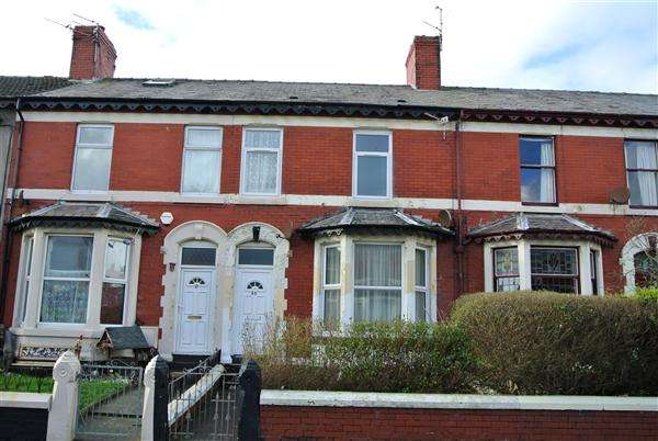 2 Bedrooms Apartment Flat for sale in Egerton Road, Blackpool