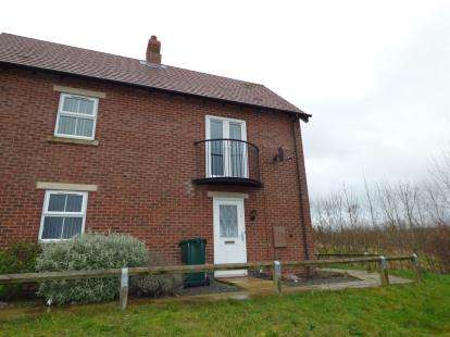 1 Bedroom Terraced House for sale in Solent Road, Church Gresley, Swadlincote, Derbyshire