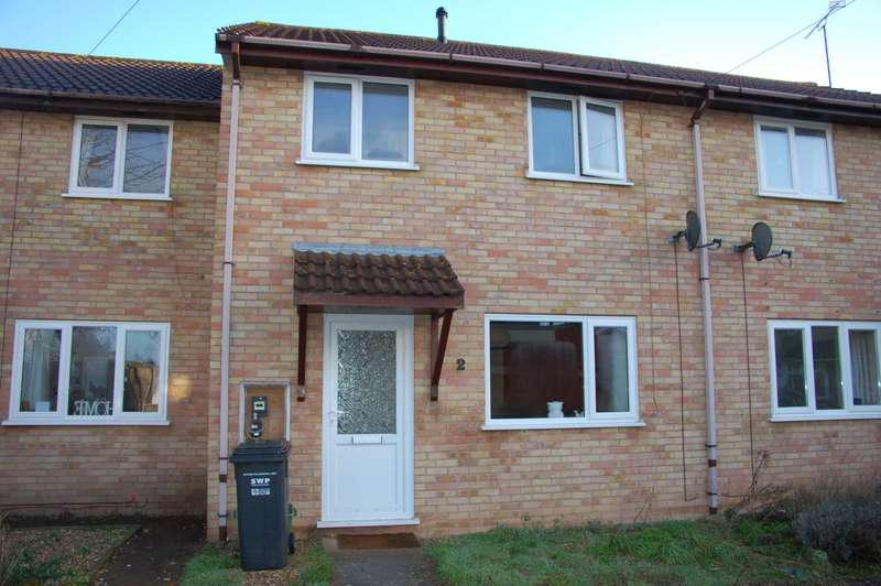 3 Bedrooms Terraced House for sale in Franks Close, Taunton