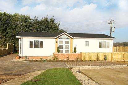 2 Bedrooms Mobile Home for sale in Bramley New Park, Marsh Lane, Sheffield, Derbyshire