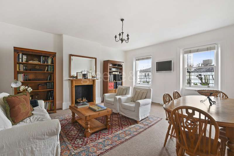 3 Bedrooms Flat for sale in Priory Road, South Hampstead, NW6