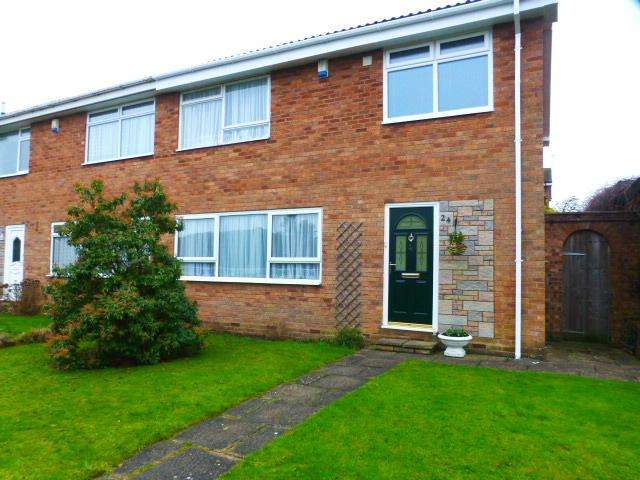3 Bedrooms Semi Detached House for sale in Southcote Grove, Kings Norton, Birmingham, B38 8ED