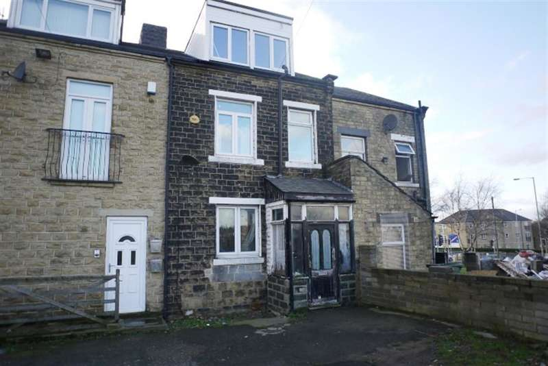 2 Bedrooms Terraced House for sale in Arkwright Street,Tyersal, BD4